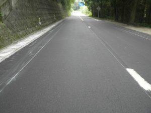 美馬市一般道路 施工前
