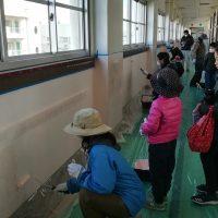 ボランティア塗装3