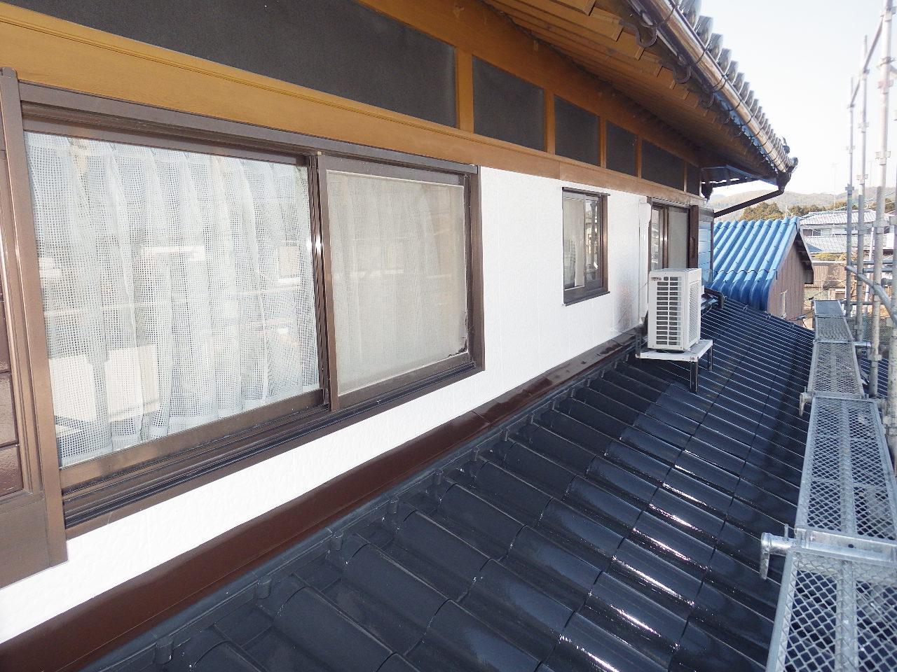 外壁・軒天塗装